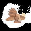 Kép 4/4 - fablewood papagaj