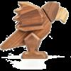 Kép 1/4 - fablewood papagaj