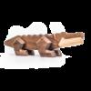 Kép 1/4 - fablewood krokodil
