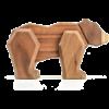 Kép 4/6 - fablewood medve