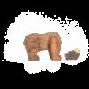 Kép 3/6 - fablewood medve