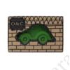Kép 3/3 - Oli&Carol zöld autó rágóka