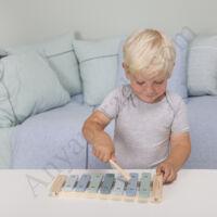 Little Dutch kék játék xilofon kifutó termék