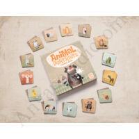 Marbushka Állati portrék memória játék