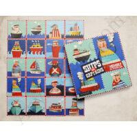 Marbushka Hajók és Kapitányok memória játék