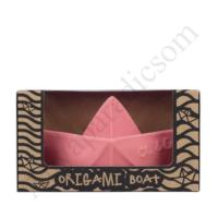 Oli&Carol rózsaszín hajó rágóka