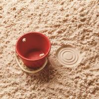 PlanToys homokozó szett