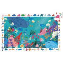 Djeco megfigyeltető puzzle tenger
