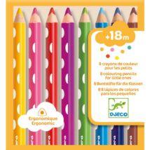 Djeco színes ceruza kicsiknek