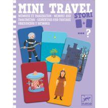 Djeco mini utazós játék, történetszövés
