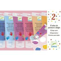 Djeco ujjfesték különleges színek