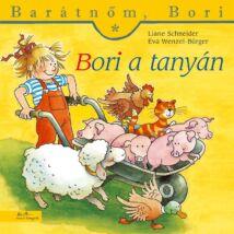 Bori a tanyán - Barátnőm, Bori