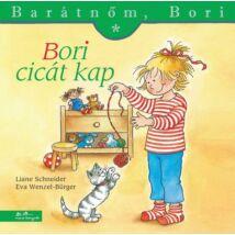 Bori cicát kap - Barátnőm, Bori