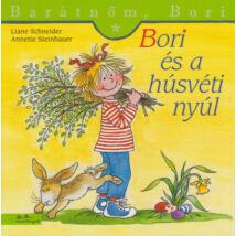 Bori és a húsvéti nyúl, barátnőm Bori