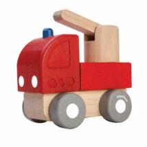 PlanToys mini tűzoltóautó kifutó termék