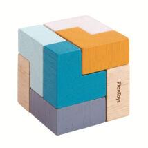 PlanToys Mini 3D puzzle kocka