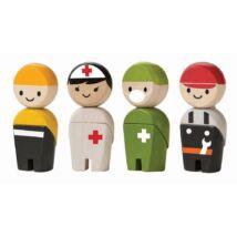 PlanToys mini mentő csapat