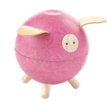 PlanToys fa malacpersely, pink