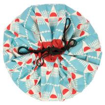 Play&go játéktároló zsák 2 az 1-ben, badminton kifutó termék