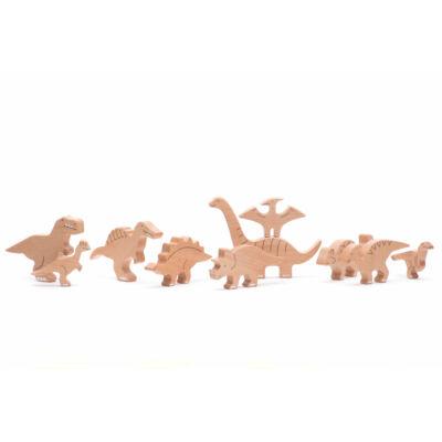 bajo dinoszaurusz szett