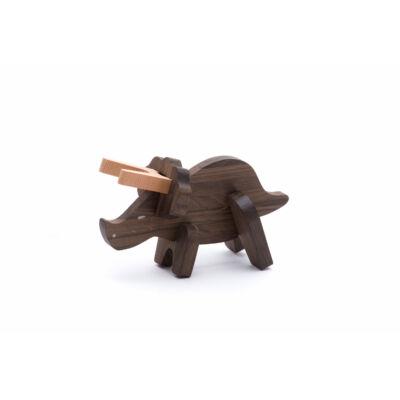 bajo paleo allatok triceratops