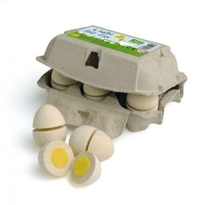 erzi szeletelheto tojasok tartoban