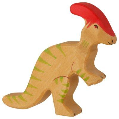 Holztiger Parasaurolophus