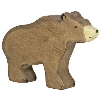 holztiger barna medve