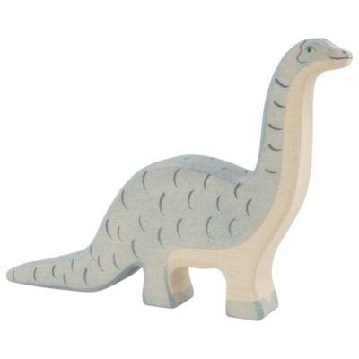 Holztiger brontosaurus