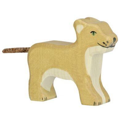 holztiger kolyok allo oroszlan