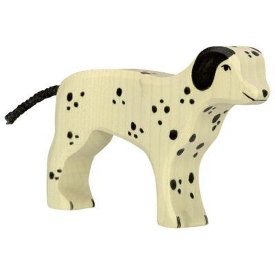 holztiger dalmata kutya