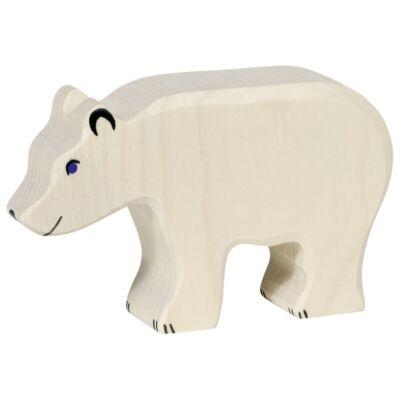 holztiger etkezo jegesmedve