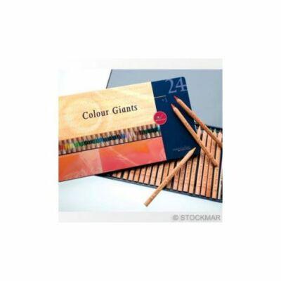 stockmar 24 szinu ceruza fem dobozban