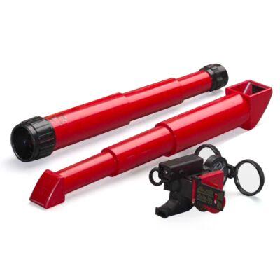 navir felfedezo csomag piros