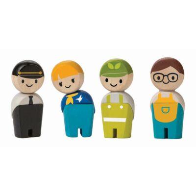 plantoys mini szerelo csapat