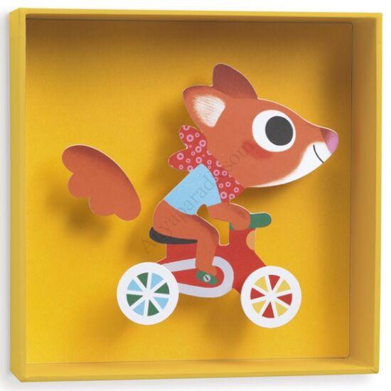 Djeco Falikép - Mocis mókus