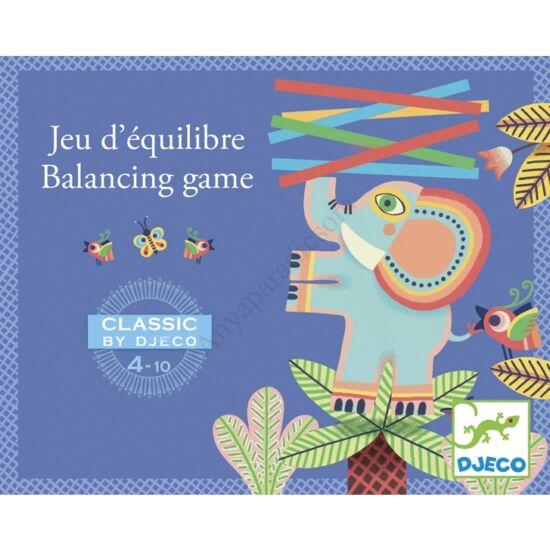 Társasjáték klasszikus,Egyensúlyozó elefánt