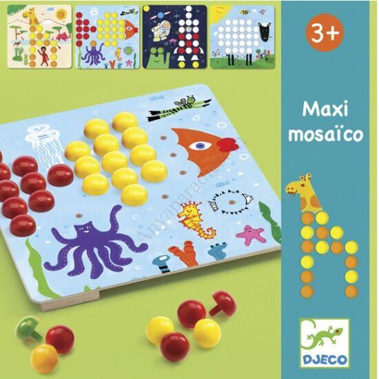Djeco Pötyi mozaik,Maxi-mozaik
