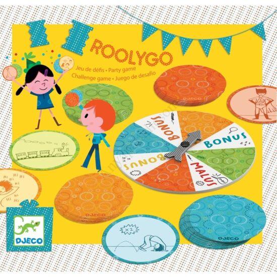 Djeco Roolygo partyjáték