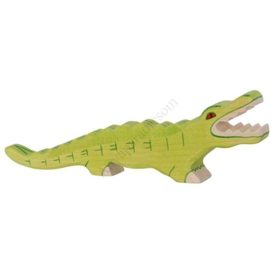 holztiger krokodil