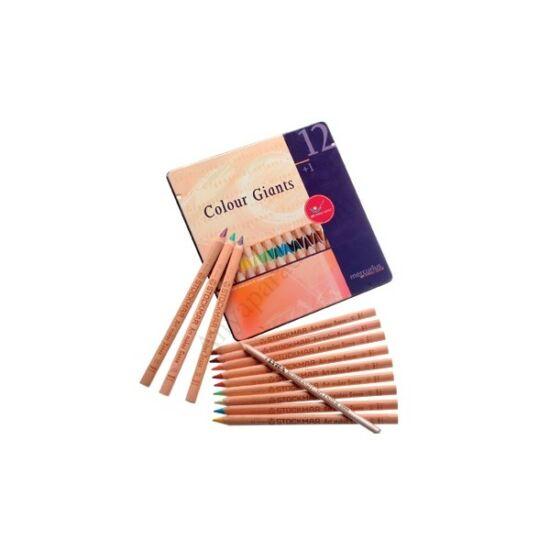 stockmar 12 szinu ceruza fem dobozban