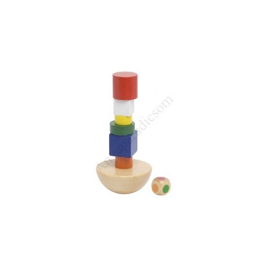 Goki Egyensúlyozó dobókocka