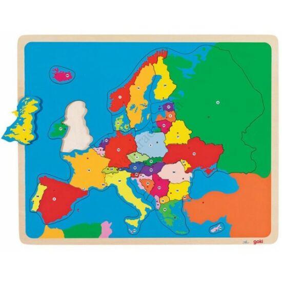 goki europa puzzle