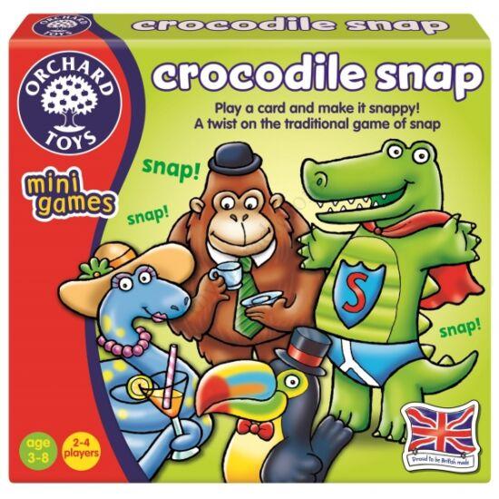 Krokodilos gyorsasági kártyajáték