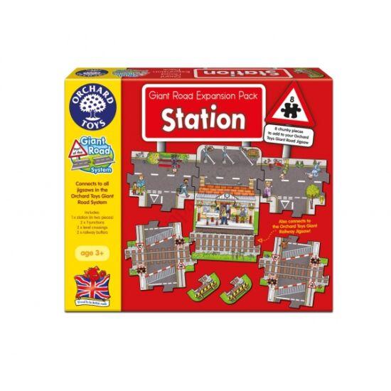 vonatallomas puzzle