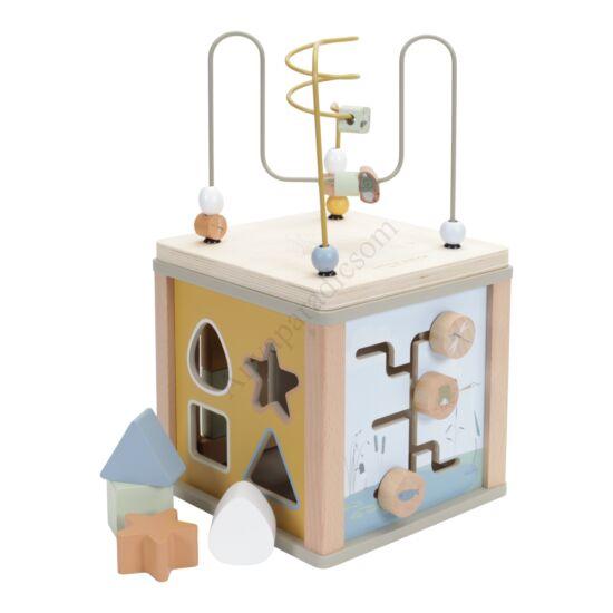 little dutch keszsegfejleszto kocka