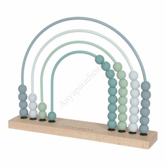 Little Dutch abacus, kék