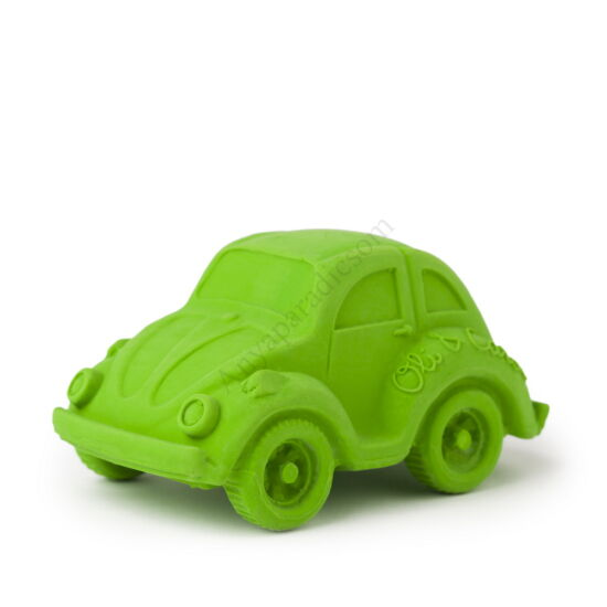 Oli&Carol zöld autó rágóka