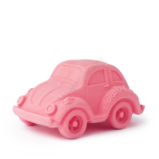 Oli&Carol rózsaszín autó rágóka