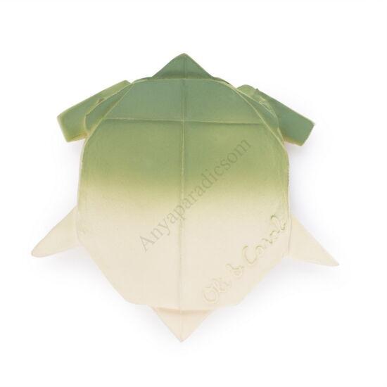 Oli&Carol origami teknős rágóka